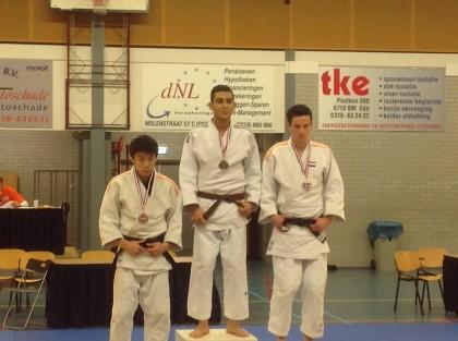 Ayman Abdelghani Idrissi wint goud