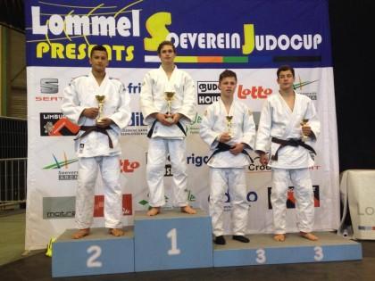 Raman van Wee (Erik Verlaan Sport) wint zilver