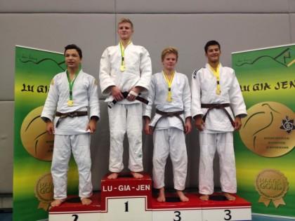 Raman van Wee (Erik Verlaan Sport) wint brons