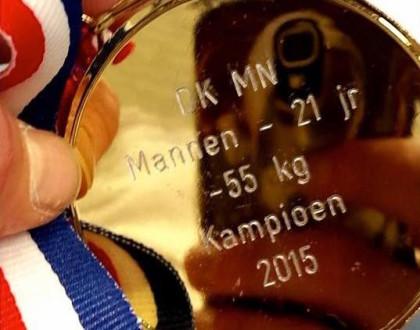 5 keer goud op DK-21